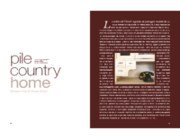 dentroCASA _ Pile Country Home _ Oriana Fallaci