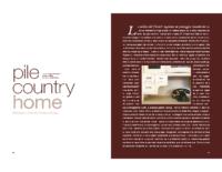 dentroCASA _ Pile Country Home _ Oriana Fallaci