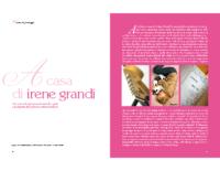 dentroCASA _ A casa di Irene Grandi
